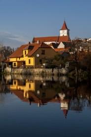 Zámek Horažďovice (Horažďovice | listopad 2012)