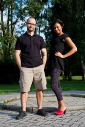 Tom & Niki (Plzeňˆ   červenec 2012)