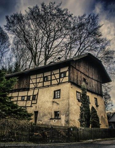 Seidlhaus (Horní Slavkov | prosinec 2012)