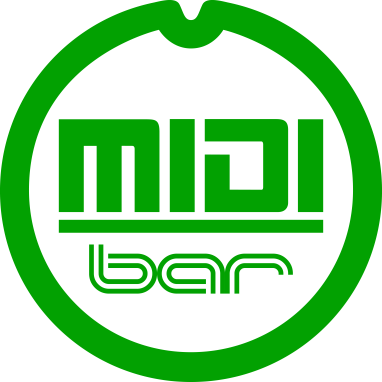 MIDI BAR logo