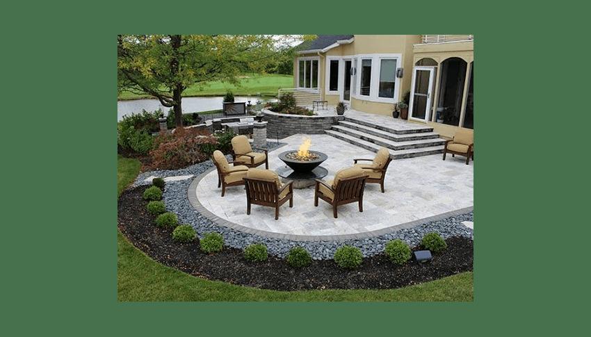 paver patio installation contractors in