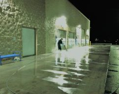 Commercial Pressure Washing 4