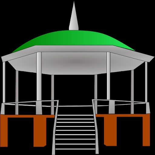 Pavillon 3x4 Wasserdicht Glo Trendline Pavillon X X M Grn