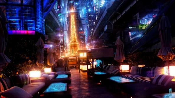 Jutro u Parizu - negde daleko u budućnosti