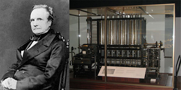 Charles Babbage i njegova Analitička Mašina