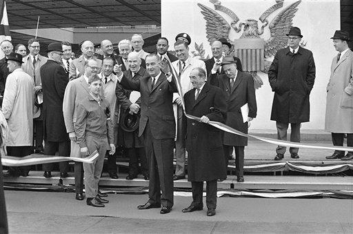 Lyndon Johnson, Norman K. Winston