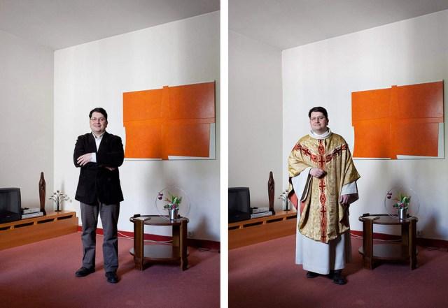 Žan Mark - sveštenik