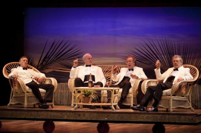 Montipajtonovci (s leva nadesno): Michael Palin, John Cleese, Eric Idle, Terry JonesGetty