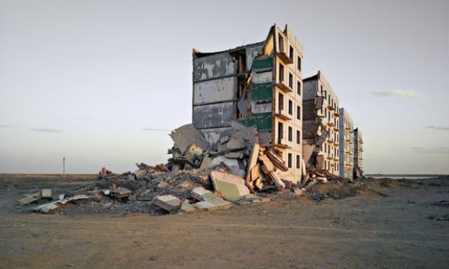 The Aral Sea, by Nadav Kander