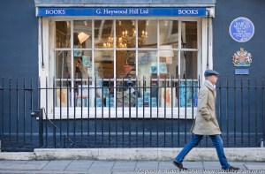 Heywood Hill Bookstore, Curzon Street, London W1J