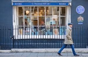 Heywood Hill Bookstore, Curzon Street, London W1J
