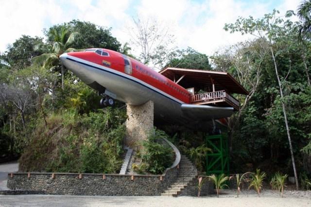 Kostarika: Aterirajte preuređenim Boingom 727. Izuzetan ugođaj, sasvim nalik boravku u vazdušnom plovilu