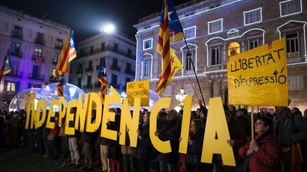 """Želja za nezavisnošću - """"iskrene"""" pobude građana kao proizvod manipulacije katalonskih vlasti?"""