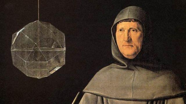 Renesansni matematičar Luka Paćioli, Da Vinčijev idol, navodi se kao otac knjigovodstva