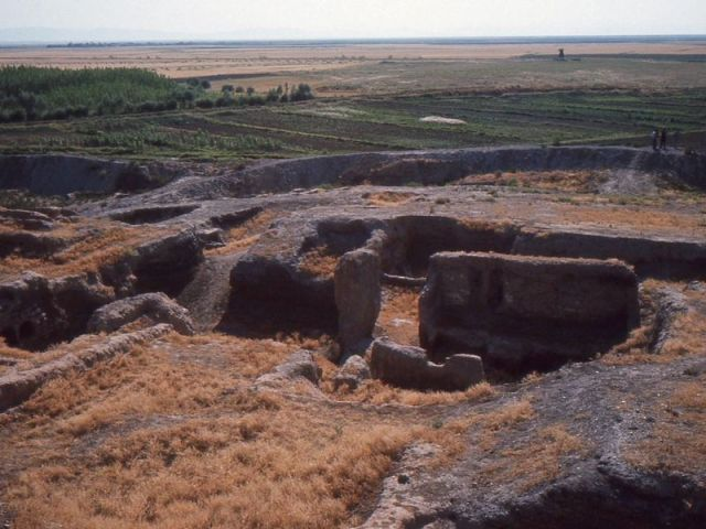 Početak iskopavanja u Čatalhojuku (Wikimedia Commons/Omar Hoftun/CC 3.0)