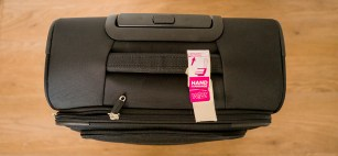 Packing tips - a suitcase