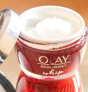 Olay Whip review cover