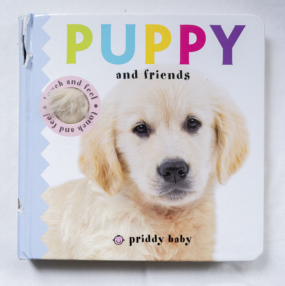 Children's books - Puppies