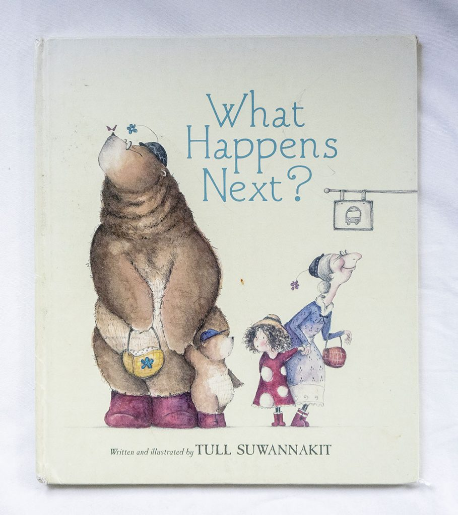 Children's books - What happens next