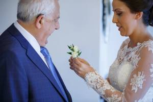 Italian Wedding pinning