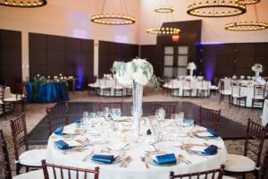 Small wedding reception hall