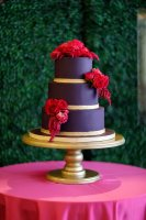 Wedding Luncheon Cake