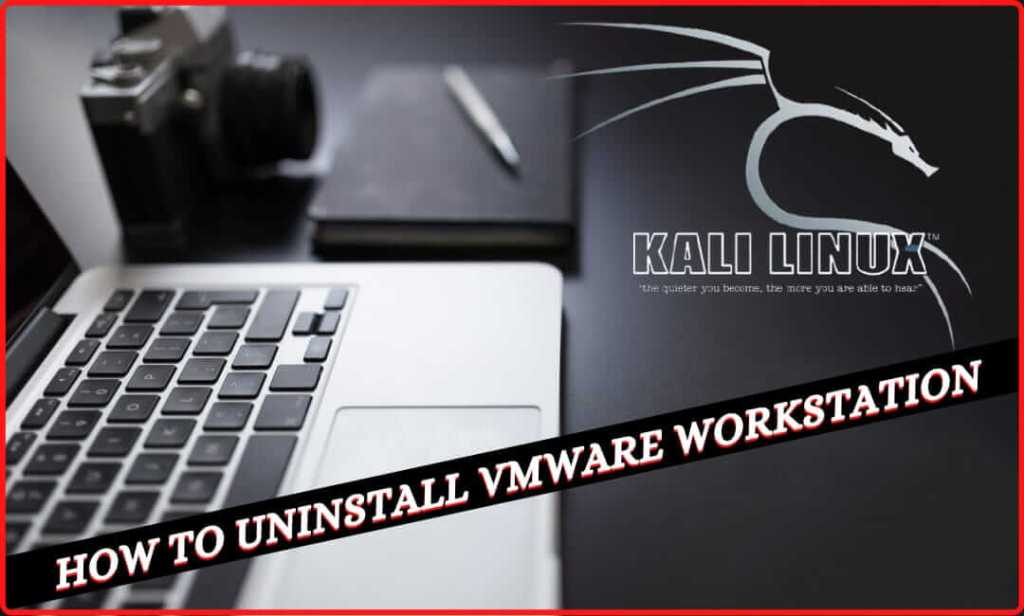 How to uninstall Vmware in linux