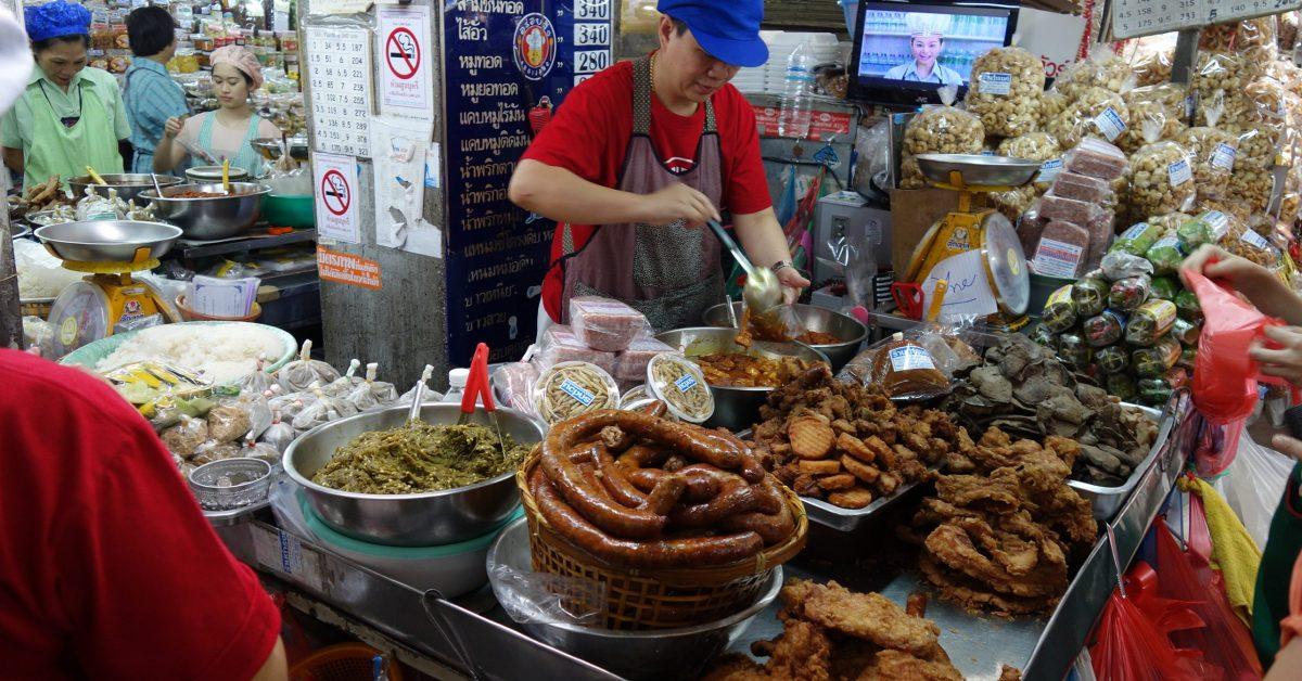 背包客與購物狂的泰國之旅:瓦洛洛市場,尼曼購物 (五)