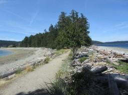 Rebecca Spit, Quadra Island, BC