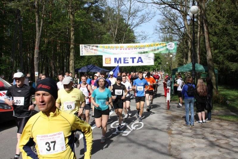 """VI Cross Maraton """"Przez Piekło do Nieba"""" - start"""