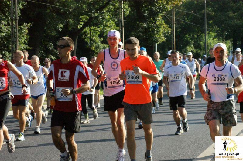 29 Hasco-Lek Wrocław Maraton - na trasie