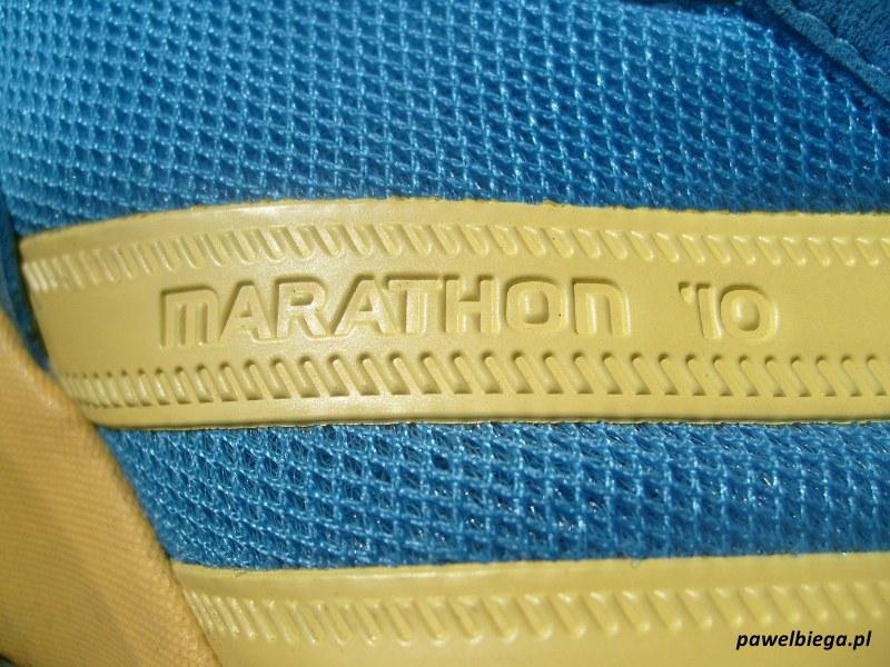 Adidas Marathon '10 - detal