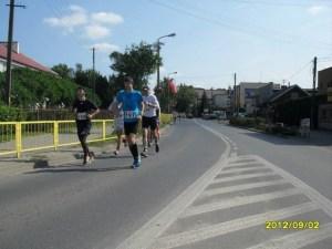 XXIX Połmaraton Sochaczew - w Chodakowie