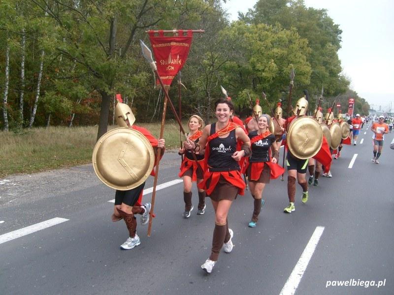 13 Poznan Maraton - spartanie