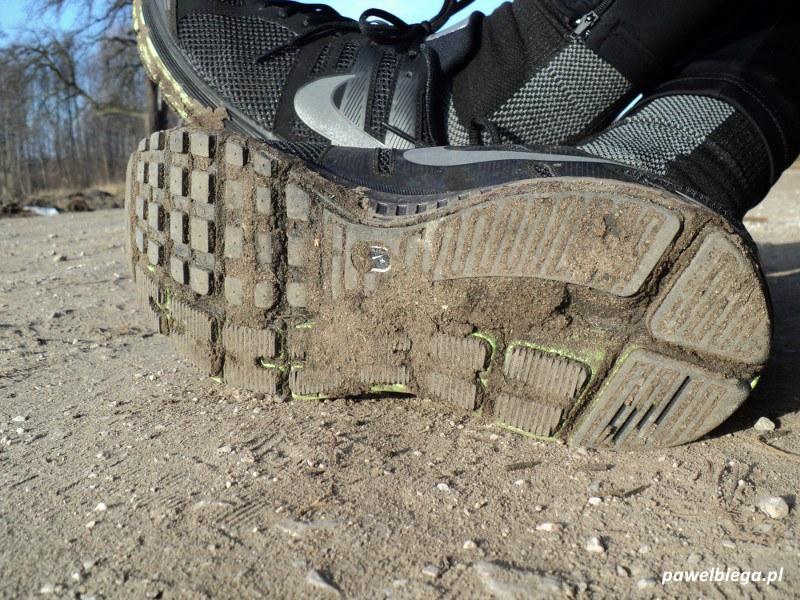 Nike Zoom Structure+ 16 Shield - po biegu po offroadzie