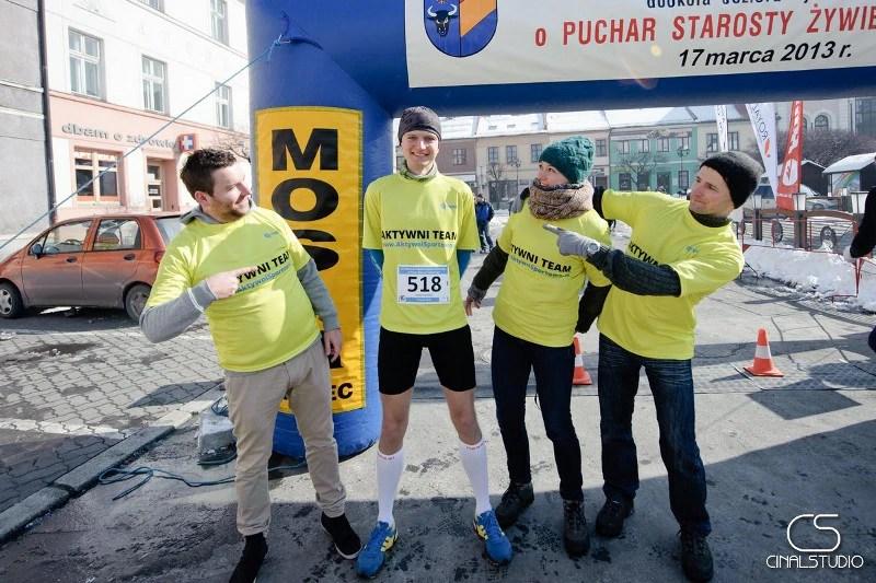 XIV Półmaraton dookoła Jeziora Żywieckiego - aktywnisportowo.pl
