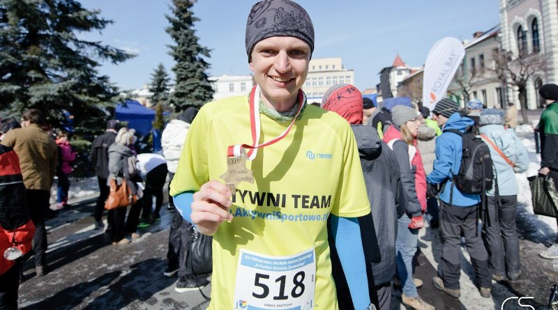 XIV Półmaraton dookoła Jeziora Żywieckiego - z medalem
