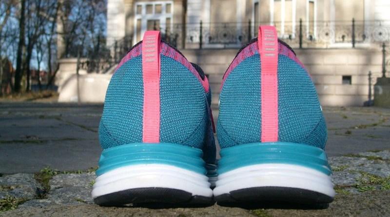 Nike Flyknit Lunar 1+ z tyłu
