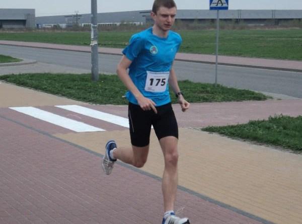 Sochaczewski Test Coopera - w biegu