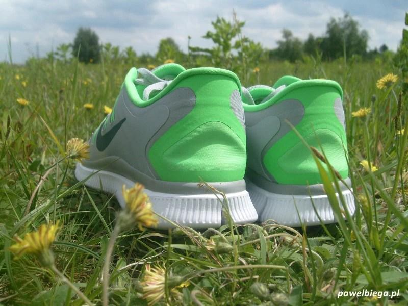 Nike Free 5.0+ od tyłu