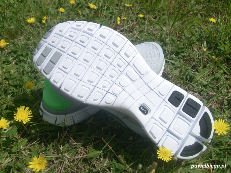 Nike Free 5.0+ podeszwa