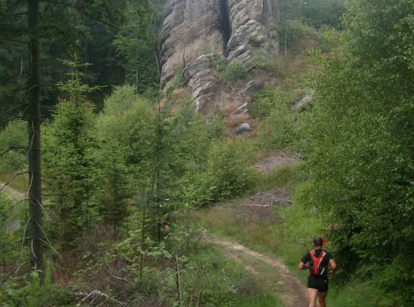 IV Maraton Gór Stołowych - Broumovske Steny