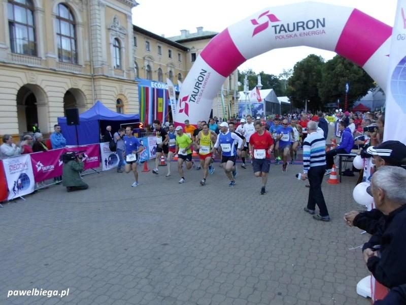 Festiwal Biegowy - Krynicka Mila