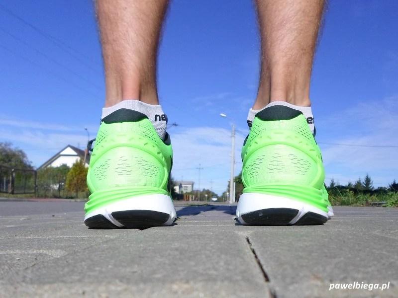 Nike LunarGlide+ 5 - tyłem