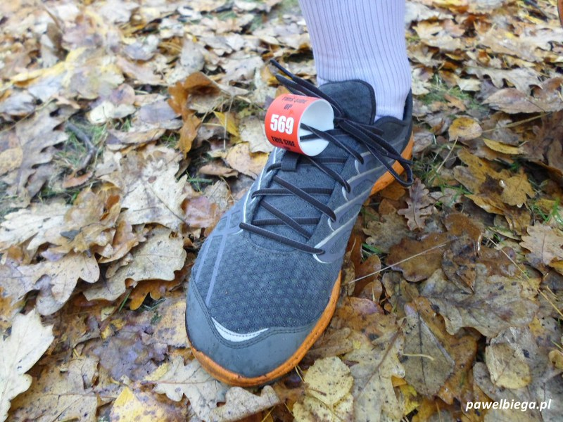 II Maraton Kampinoski - Merrel Bare Access