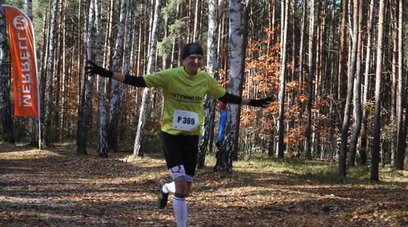 II Maraton Kampinoski - finisz