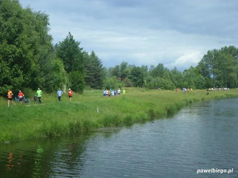 III Półmaraton Skierniewicki - trasa