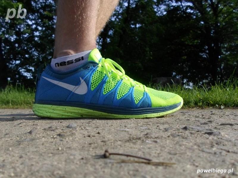 Nike Flyknit Lunar 2 - bokiem