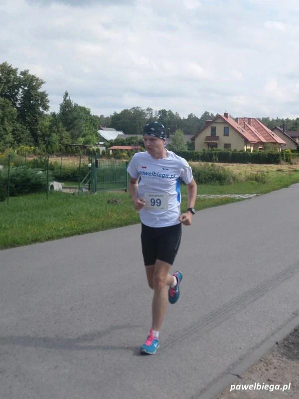 Żyrardów w biegu 2014 - na trasie