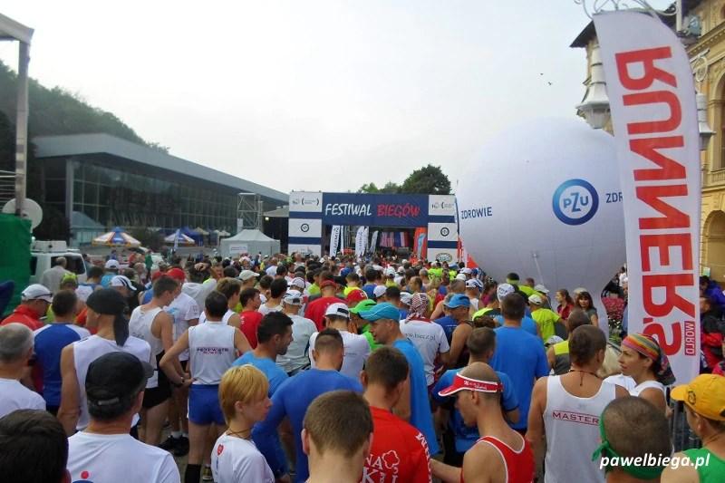 Koral Maraton - start